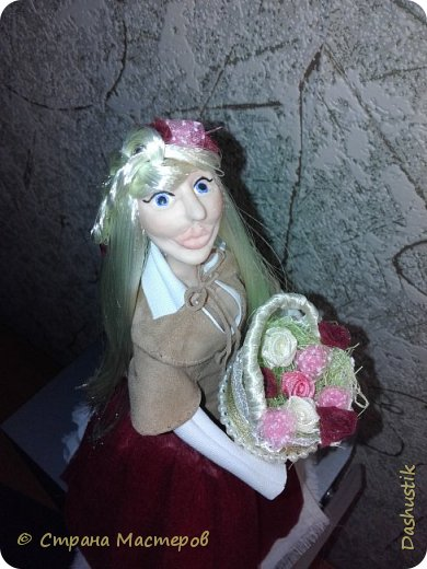 Девушка-крестьянка фото 7