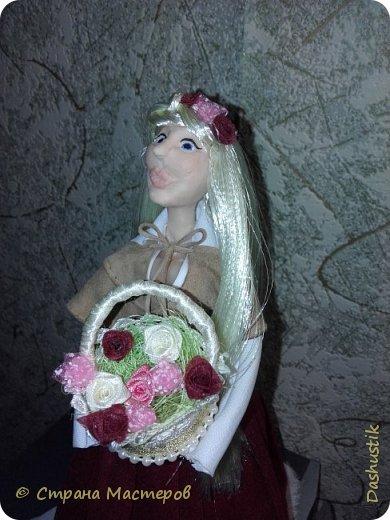 Девушка-крестьянка фото 9
