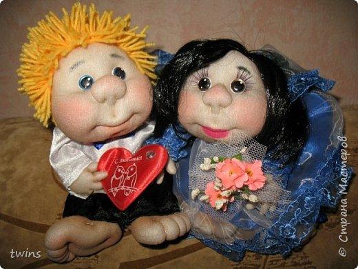 Жених и невеста + малыш фото 1