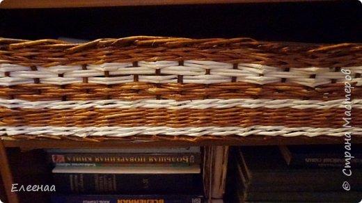 Добрый вечер,дорогие жители СМ!!!Набралась наглости выставить свои первые вытворялки в области газетного плетения. фото 12
