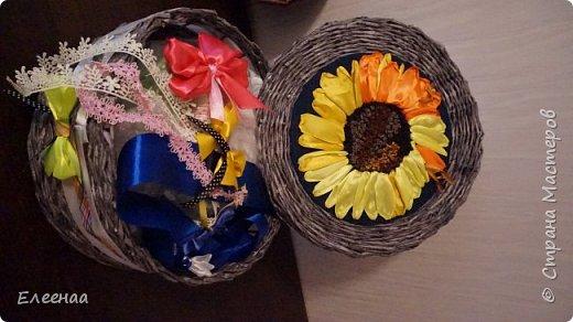 Добрый вечер,дорогие жители СМ!!!Набралась наглости выставить свои первые вытворялки в области газетного плетения. фото 13