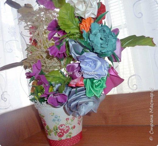 """Благодаря замечательному МК Елены  http://stranamasterov.ru/node/785144?c=favorite у меня теперь есть вот такое """"Семейное гнездышко""""!!!! Как-же оно мне нравится!!! фото 3"""