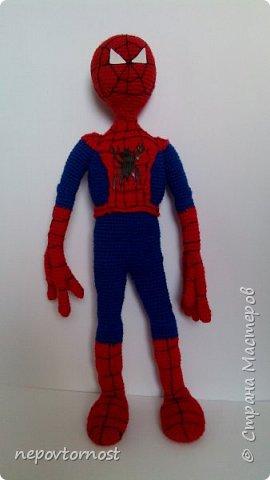 Человек паук фото 3