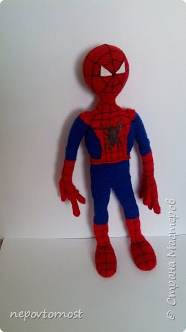 Человек паук фото 1