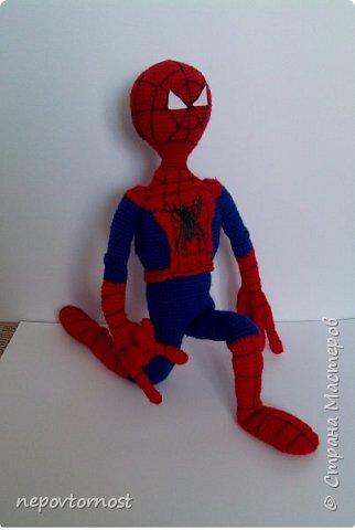 Человек паук фото 2