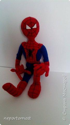 Человек паук фото 4