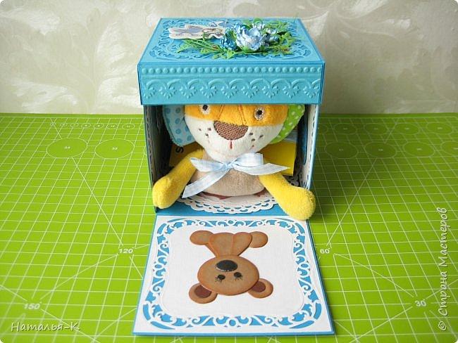 Здравствуйте дорогие мастерицы! Сегодня я пришла к вам с коробочками ( Magic Box ). Эта коробочка для девочки подростка на Konfirmation фото 11