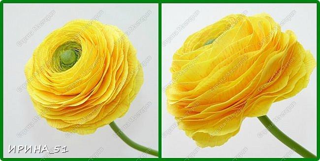 """Приветствую всех жителей Страны Мастеров. Сегодня я к  Вам с очередной порцией цветов из фома.  Без лишних слов приглашаю к просмотру.  Роза  """"Peach Avalanche"""" (Пич Аваланж) фото 7"""