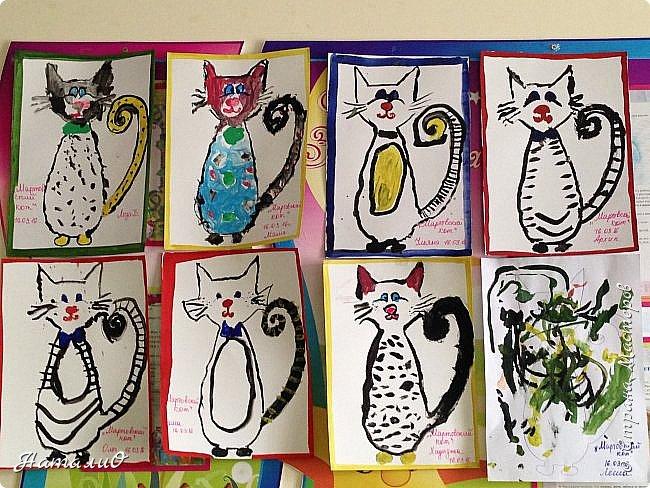 """Доброго времени суток, жители и гости Страны мастеров! В нашем детском саду прошла выставка детско-родительского творчества """"Мартовские коты"""". Приглашаю к просмотру. фото 10"""