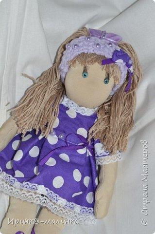 Вот она моя первая куколка))) фото 4
