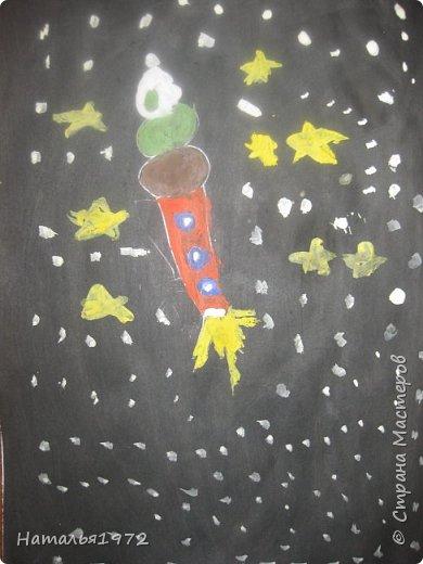 Ракета фото 2