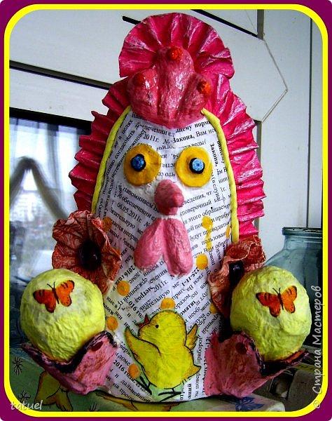 Привет всем! КуПа- это курица пасхальная. Хотела написать еще- КуПа с яйцами- но это смешно, хоть и очевидно! фото 1