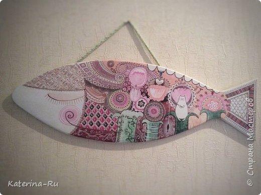 Сказочная рыба фото 1