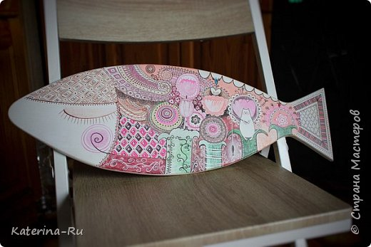 Сказочная рыба фото 2