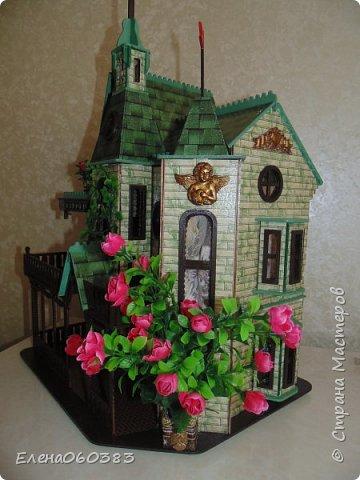 Сказочный замок для любимых кукол фото 1