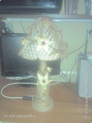 мои настольные лампы фото 6