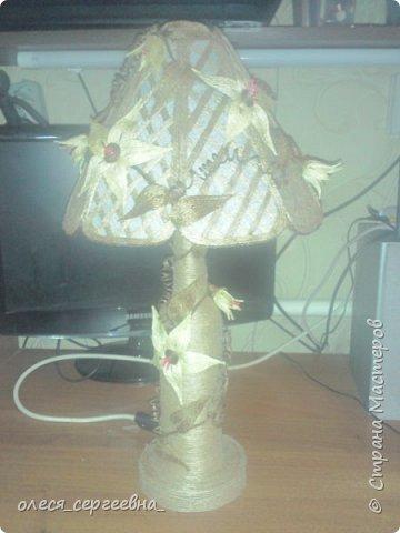 мои настольные лампы фото 7