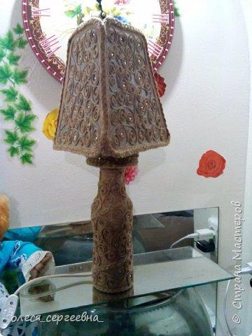 мои настольные лампы фото 2