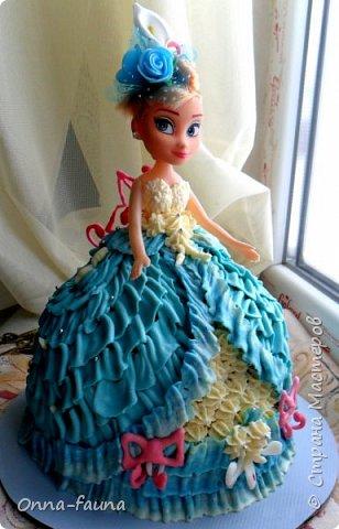 Всем привет! Решила похвастаться своими куколками. Это самая первая моя работа из кукол...Я самоучка. Работаю только с бисквитом. Какие начинки были в куклах уже не помню..давно делала фото 3