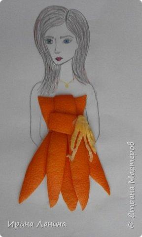 """Арт-сушка творческих работ семиклассников.Тема """"Дизайн одежды"""" фото 3"""
