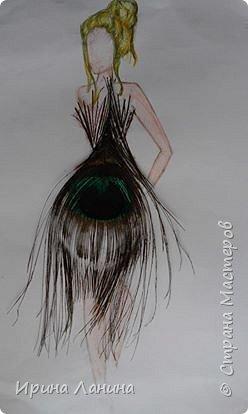 """Арт-сушка творческих работ семиклассников.Тема """"Дизайн одежды"""" фото 1"""