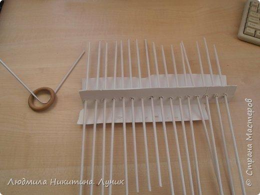 Привет Страна! Выполняю просьбу мастериц - выкладываю поэтапно плетение новой формы. Сразу оговорюсь, что размеры могут быть какими вам угодно. Это может быть даже большая напольная корзина.   фото 2