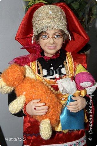 Доброго всем вечера!! Хочу поделиться своими впечатлениями о выставке кукол!!  Проходит она в городе Серпухове.Очень интересные работы,замечательные мастерицы живут в этом городе!  Смотрите,любуйтесь!! фото 21