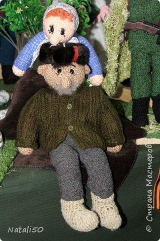 Доброго всем вечера!! Хочу поделиться своими впечатлениями о выставке кукол!!  Проходит она в городе Серпухове.Очень интересные работы,замечательные мастерицы живут в этом городе!  Смотрите,любуйтесь!! фото 17