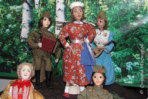 Доброго всем вечера!! Хочу поделиться своими впечатлениями о выставке кукол!!  Проходит она в городе Серпухове.Очень интересные работы,замечательные мастерицы живут в этом городе!  Смотрите,любуйтесь!! фото 16