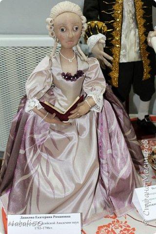 Доброго всем вечера!! Хочу поделиться своими впечатлениями о выставке кукол!!  Проходит она в городе Серпухове.Очень интересные работы,замечательные мастерицы живут в этом городе!  Смотрите,любуйтесь!! фото 9