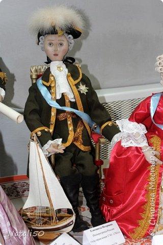 Доброго всем вечера!! Хочу поделиться своими впечатлениями о выставке кукол!!  Проходит она в городе Серпухове.Очень интересные работы,замечательные мастерицы живут в этом городе!  Смотрите,любуйтесь!! фото 11