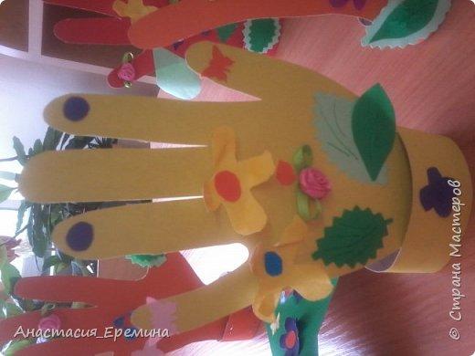 Цветочная рука фото 3
