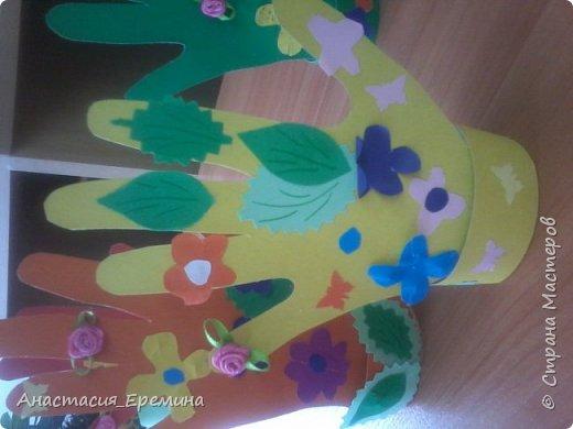 Цветочная рука фото 4