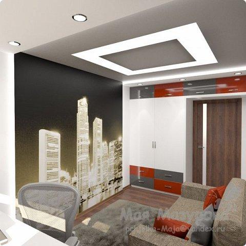 Квартира 70 кв.м. Планировка фото 17