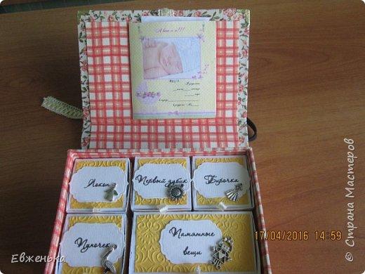 Ещё одна коробочка для подружки фото 3