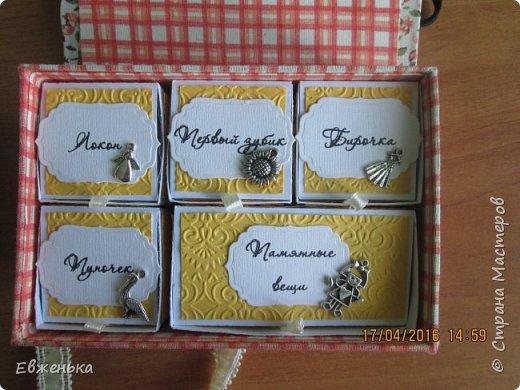 Ещё одна коробочка для подружки фото 4