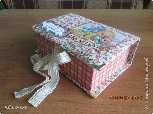 Ещё одна коробочка для подружки фото 8