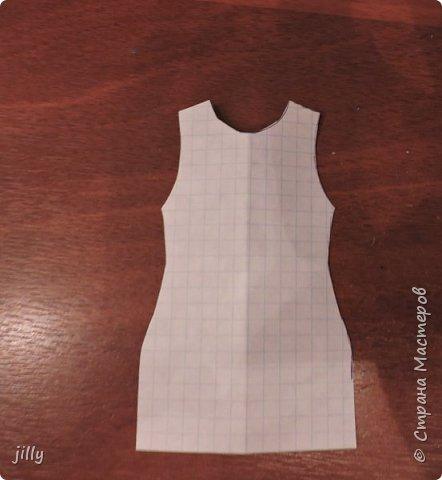 Наконец-то сшила одежку на одну из фотогеничных кукол J-Doll — Piazza Cavalli . Мастер-класс простой, любой сможет сделать это платьишко. фото 2