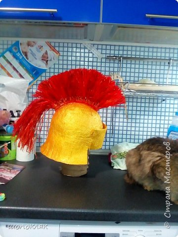 Эту шапку попросили сделать в подарок. фото 2