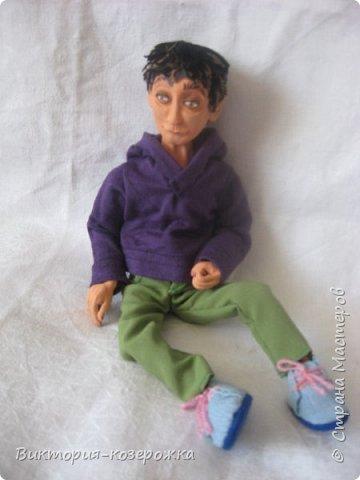 Добрый день! Решила я все-таки разобраться, как сотворяются шарнирные куклы.Но я такая торопыга, что совсем забыла очень значимую часть процесса.Но обо всем по порядку.  фото 6