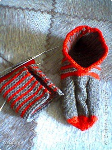 Вязание домашних тапочек - БЫСТРО, ЛЕГКО и ПРОСТО! фото 1