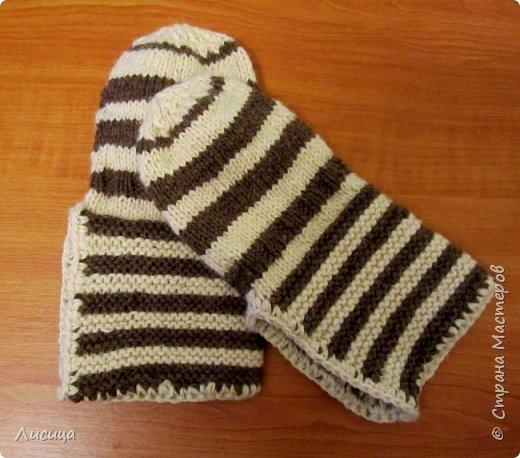 Вязание домашних тапочек - БЫСТРО, ЛЕГКО и ПРОСТО! фото 2