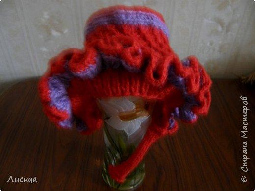 Чепчик Красной Шапочки. фото 1