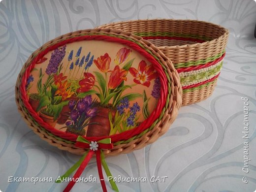 Я без дела не скучаю: кручу, плету и украшаю!!! фото 23