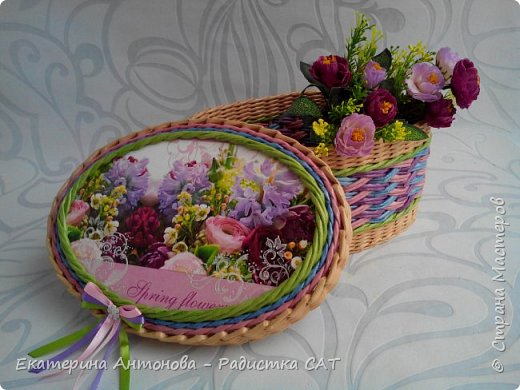 Я без дела не скучаю: кручу, плету и украшаю!!! фото 10