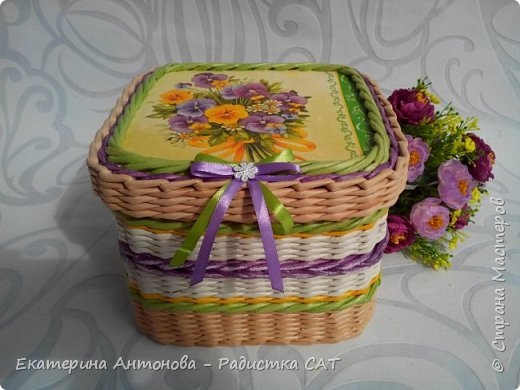 Я без дела не скучаю: кручу, плету и украшаю!!! фото 37