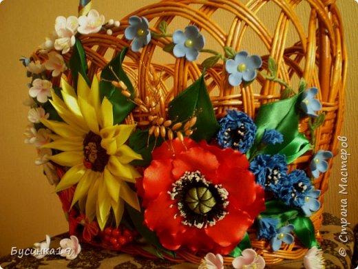Корзинки сделаны на заказ для детского сада № 37  г. Кировоград,   Украина фото 4