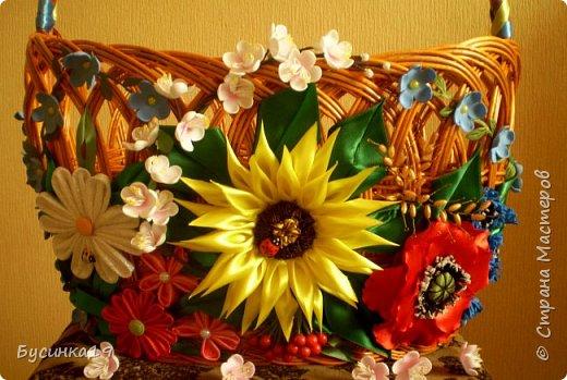 Корзинки сделаны на заказ для детского сада № 37  г. Кировоград,   Украина фото 2