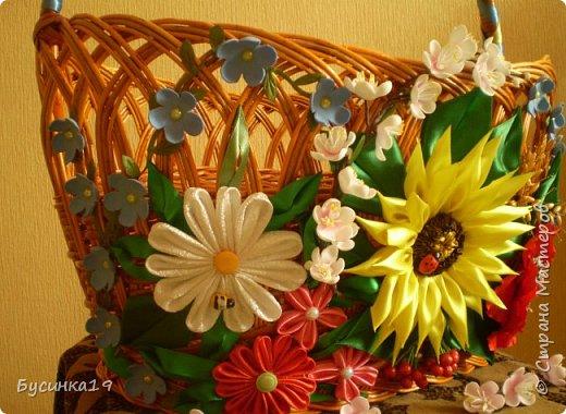 Корзинки сделаны на заказ для детского сада № 37  г. Кировоград,   Украина фото 3
