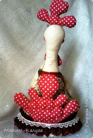 Курочка Ряба по МК Людмилы Набиуллиной.Снесла курочка яйцо не простое, а большое деревянное. фото 4